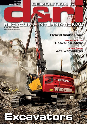 Demolition & Recycling International Preview