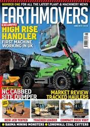 Earthmovers Magazine Cover