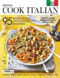delicious. Magazine Magazine Cover