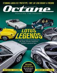 Octane Magazine Cover
