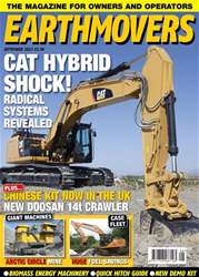 Earthmovers Magazine Cover