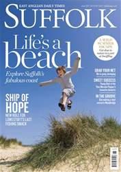 EADT Suffolk Magazine Cover