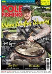 Pole Fishing Magazine Cover