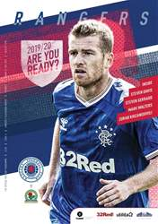 Rangers Football Club Matchday Programme
