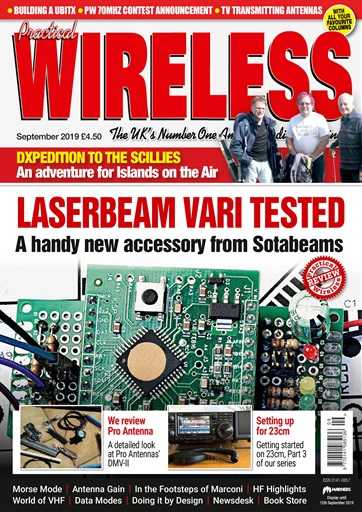 Practical Wireless Magazine
