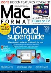 MacFormat Magazine Cover