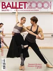 BALLET2000 Edizione Italia Magazine Cover