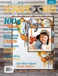 Creative Scrapbooker Magazine Cover