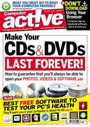 Computer Active Magazine Cover