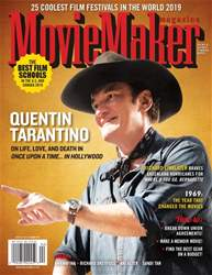 Moviemaker Magazine Cover