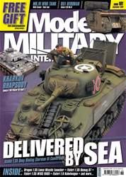 Model Military International Magazine Cover