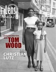 Lens Magazine Magazine Cover
