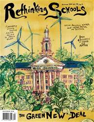 Rethinking Schools Magazine Cover