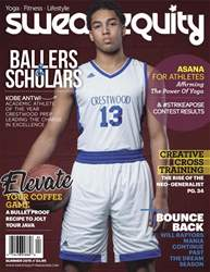 Sweat Equity Magazine Cover