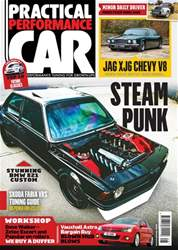 Practical Performance Car Magazine Cover