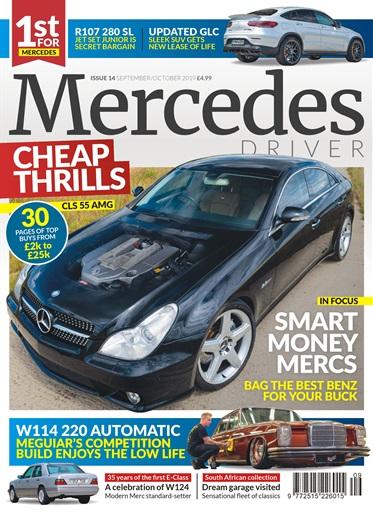 Mercedes Driver Magazine