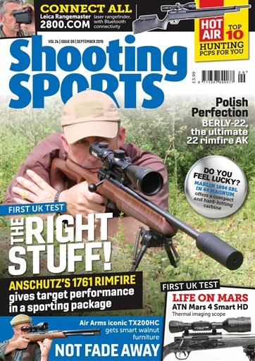 Shooting Sports Magazine