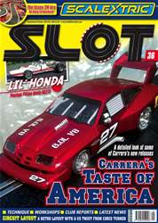 Slot Magazine Cover