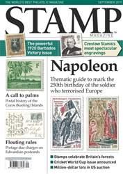 Stamp Magazine Magazine Cover