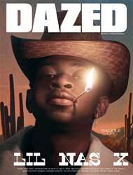 Dazed Magazine Magazine Cover