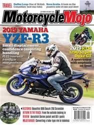 Motorcycle Mojo Magazine Cover