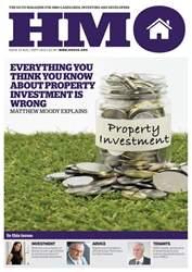 HMO Magazine Cover