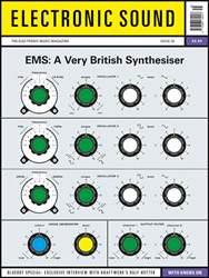 Electronic Sound Magazine Cover