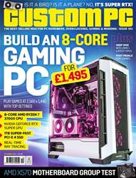 Custom PC UK Magazine Cover