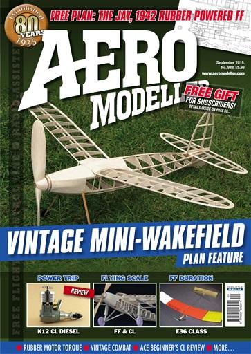AeroModeller Magazine