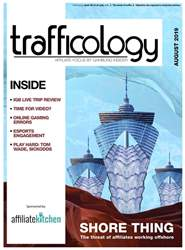 Trafficology Magazine Cover