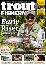 Trout Fisherman Magazine Cover