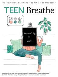 Teen Breathe Magazine Cover