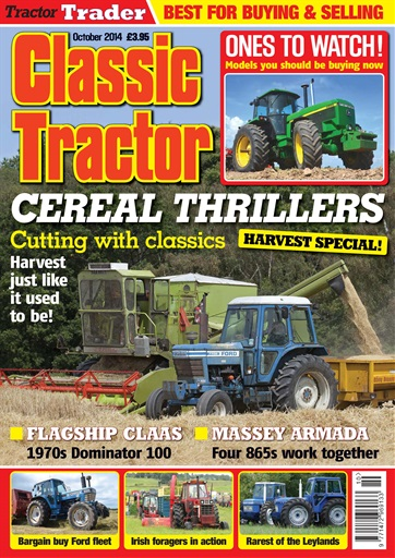 Classic Tractor Digital Issue