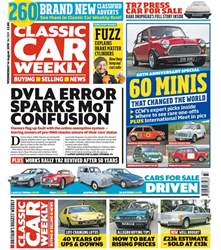 Classic Car Weekly Discounts