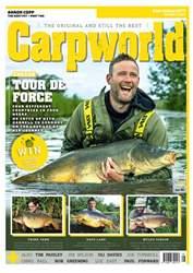 Carpworld Magazine Cover