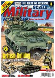 Scale Military Modeller Internat Magazine Cover