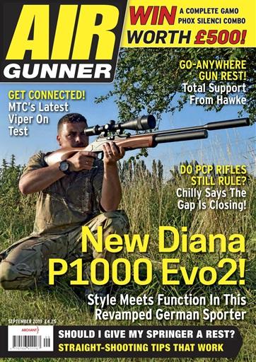 Airgunner Magazine