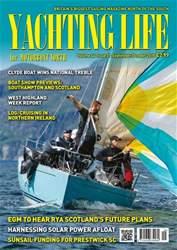 Yachting Life Magazine Cover