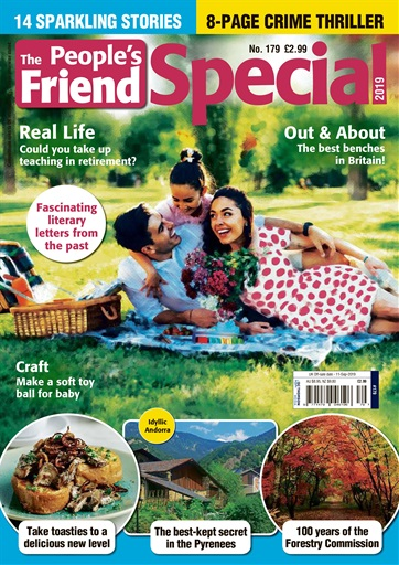 The People's Friend Special Preview