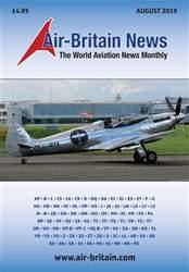 Air Britain News Magazine Cover