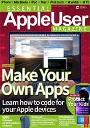 Essential iPhone & iPad Magazine inc. BDM's iOS Guides Magazine Cover