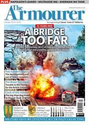 The Armourer Magazine Cover