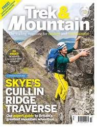 Trek & Mountain Magazine Magazine Cover
