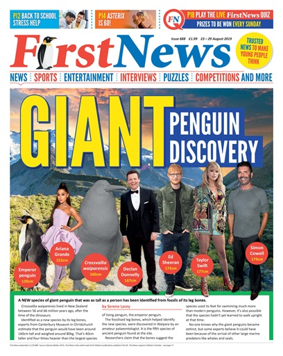 First News Digital Issue