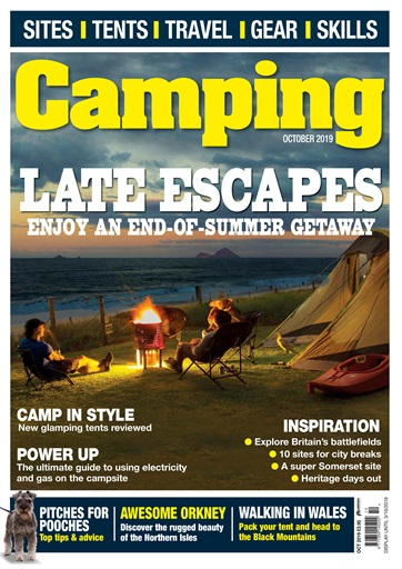 Camping Preview
