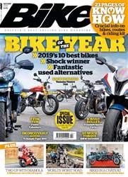 Bike Magazine Cover