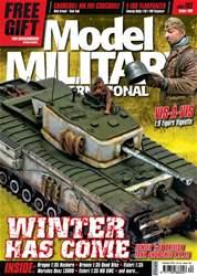 Military Modelling International Magazine Magazine Cover