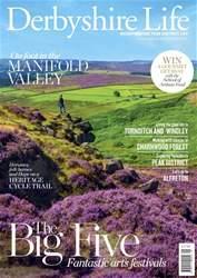 Derbyshire Life Magazine Cover
