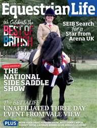 Equestrian Life Magazine Magazine Cover