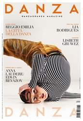DANZA&DANZA Magazine Cover
